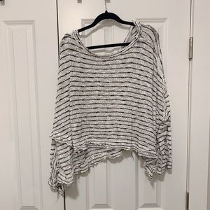 FREE PEOPLE HACCI SWEATER